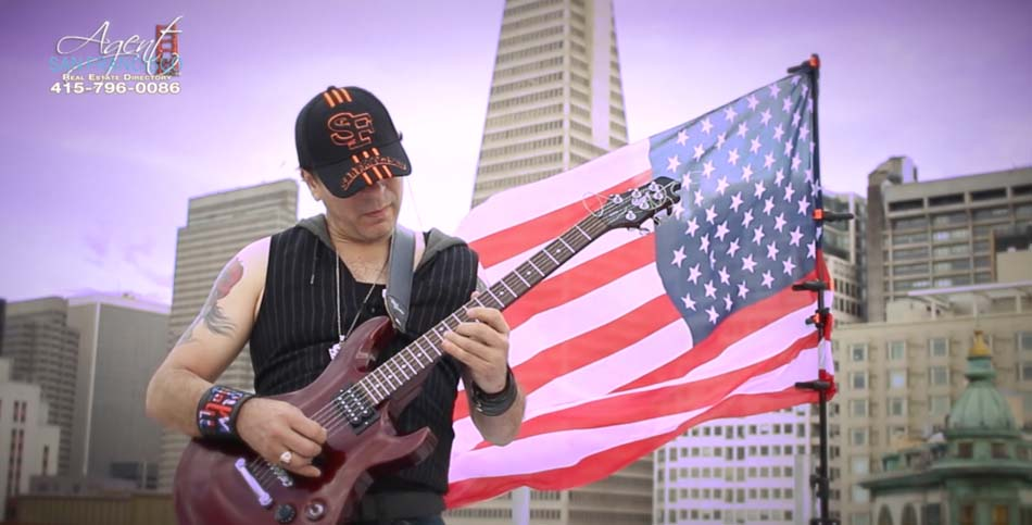 July 4th 2015 National Anthem SF videography San Francisco Video