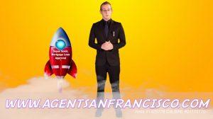 Yellow Mortgage marketing campaign - Agent San Francisco's Mortgage Videos