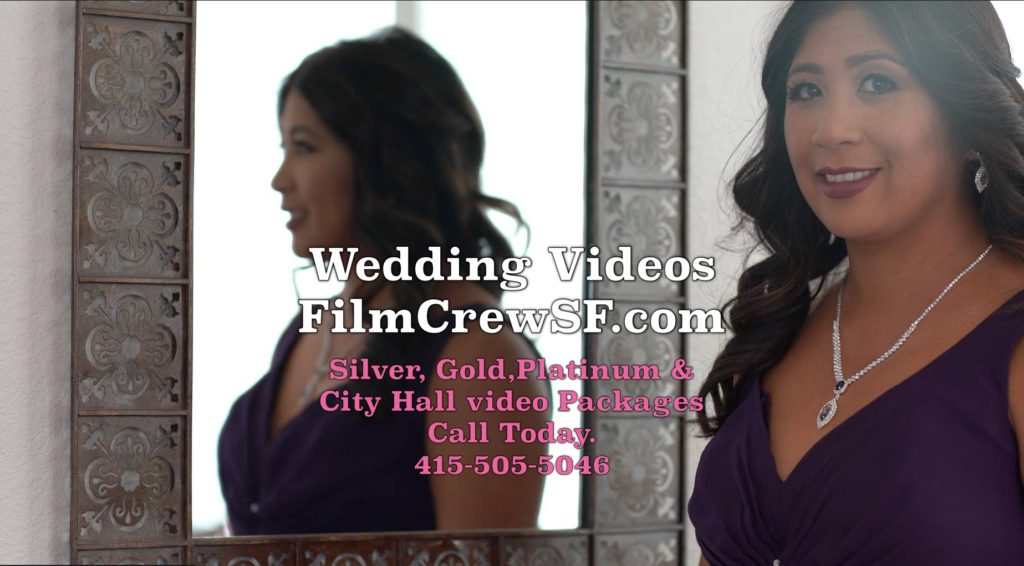 FilmCrewSF.com San Francisco Bay Area wedding Videographer