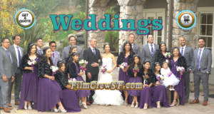 Get a quote for videography weddings