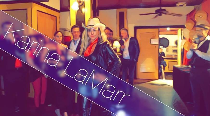 Karina Lamarr Iggy Sky FilmCrewSF
