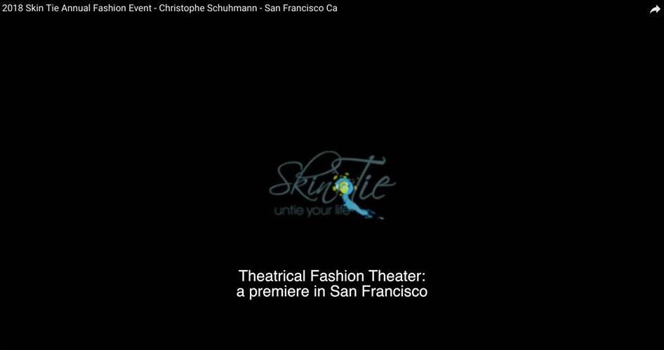 Skintie annual fashion show 2018 FilmCrewSF