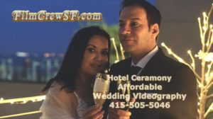 Film Crew SF Affordable Wedding Videographer